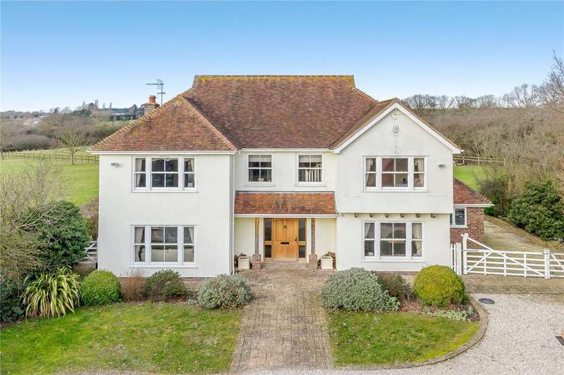 5 Bedrooms Detached House for sale in East Hanningfield Road, Rettendon Common, Chelmsford