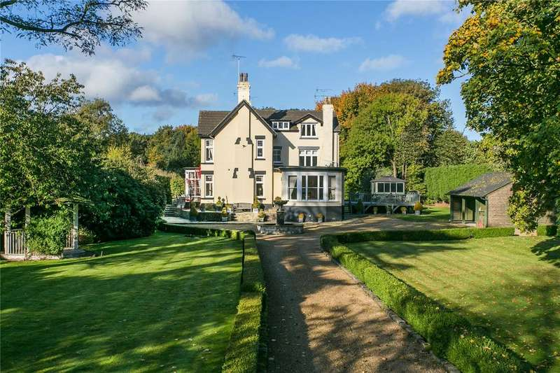 6 Bedrooms Unique Property for sale in Whisterfield Lane, Lower Withington, Macclesfield, Cheshire, SK11