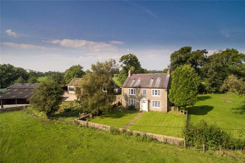 5 Bedrooms Unique Property for sale in Moorhouse Farm, Gisburn, Clitheroe, Lancashire, BB7