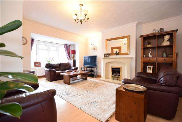 4 Bedrooms Semi Detached House for sale in Holsom Close, BRISTOL, BS14 8LX
