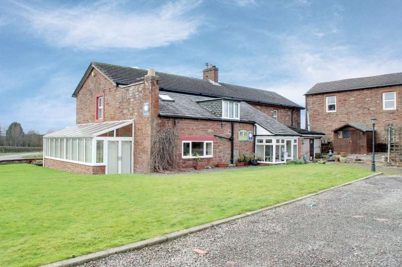 7 Bedrooms Detached House for sale in Crossroads House, Brisco, Carlisle, Cumbria