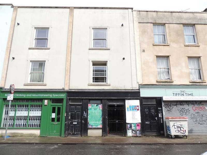 1 Bedroom Apartment Flat for sale in 1-9 Midland Road, St. Philips, Bristol