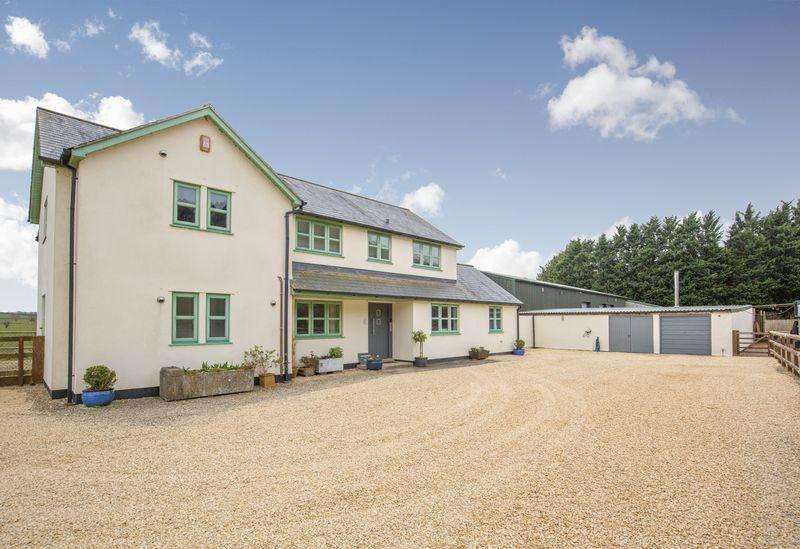 6 Bedrooms Detached House for sale in Castle Lane, Wookey, Nr. Wells