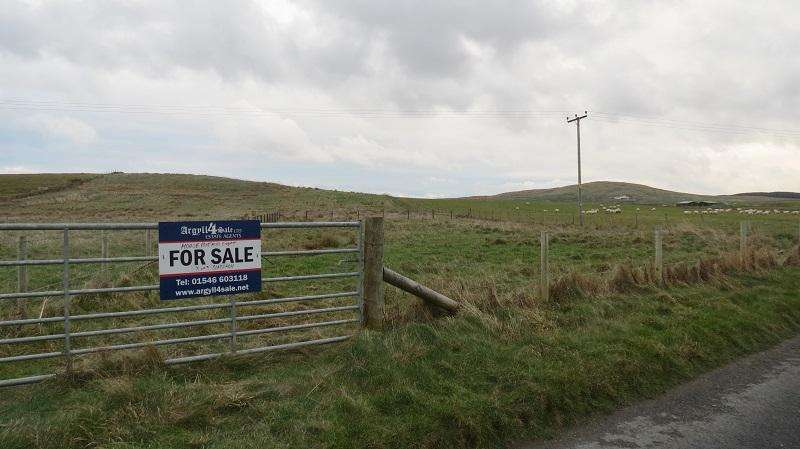 Plot Commercial for sale in 1/2 of 3 Claddach, Portnahaven PA47