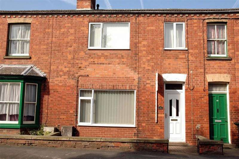 3 Bedrooms Terraced House for sale in West End, Spilsby, PE23 5ED