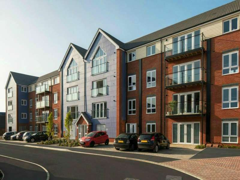 2 Bedrooms Flat for sale in Chadwick Road, Slough, SL3