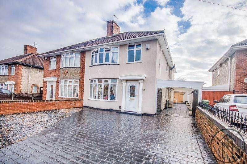 3 Bedrooms Semi Detached House for sale in Malvern Road, Billingham