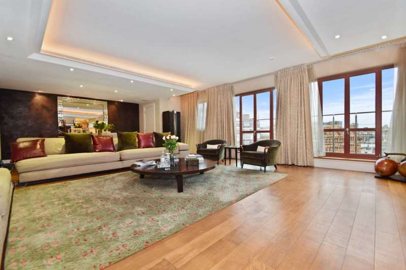 3 Bedrooms Flat for sale in Lancelot Place, London, SW7