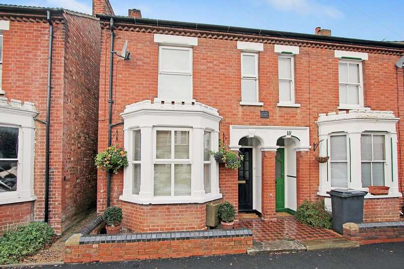 3 Bedrooms Semi Detached House for sale in George Street, Bedford, MK40