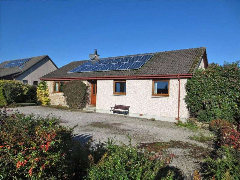 4 Bedrooms Detached House for sale in 14 The Meadows, Dornoch, Highland, IV25