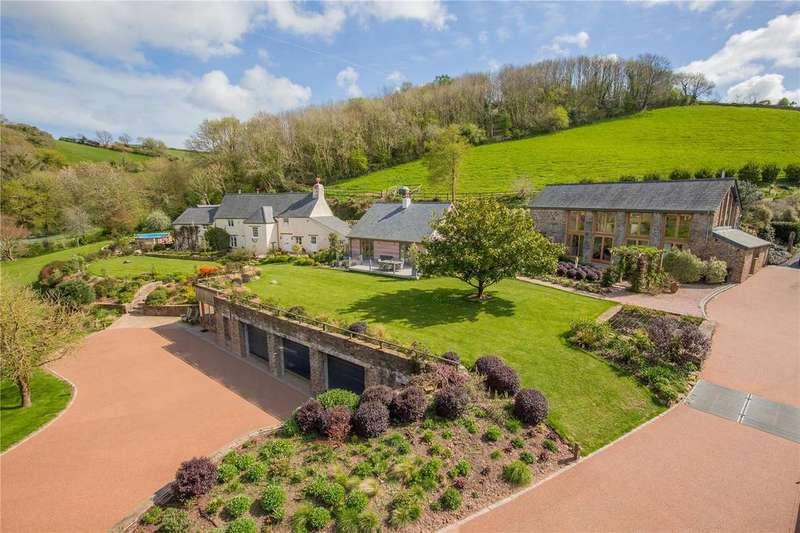5 Bedrooms Unique Property for sale in Dittisham, Dartmouth, Devon, TQ6