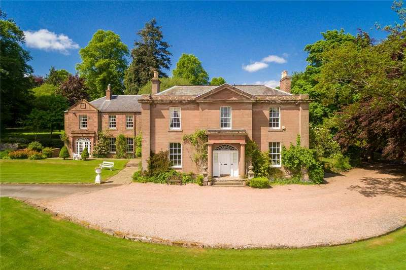 10 Bedrooms Detached House for sale in Bardmony House, Alyth, Blairgowrie, Perthshire, PH11