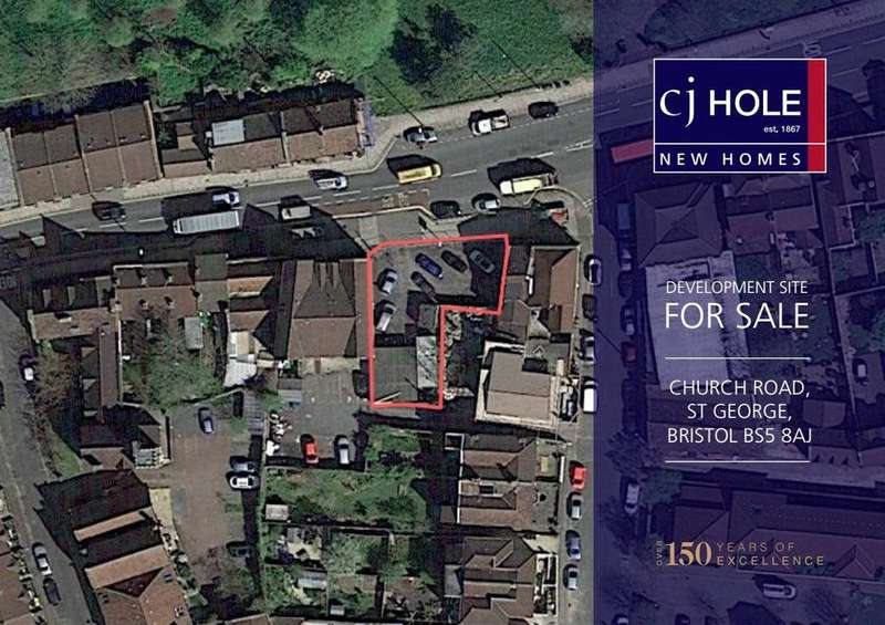 Plot Commercial for sale in Church Road, St. George, Bristol, BS5