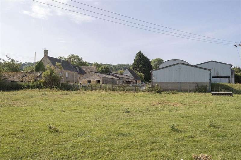 5 Bedrooms Detached House for sale in Saintbury, Broadway, WR12