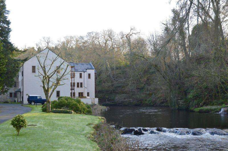 2 Bedrooms Apartment Flat for sale in Dutch Mill, Millbrae, Alloway