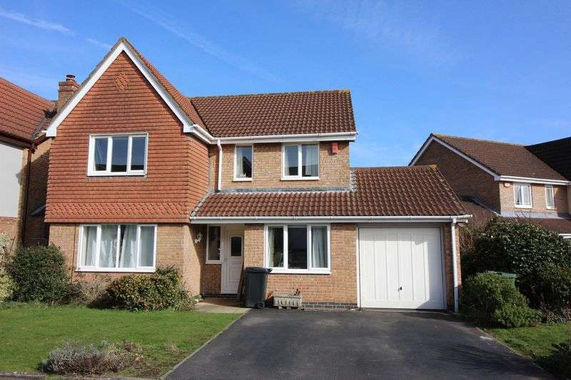 4 Bedrooms Property for sale in Nightingale Rise, Portishead