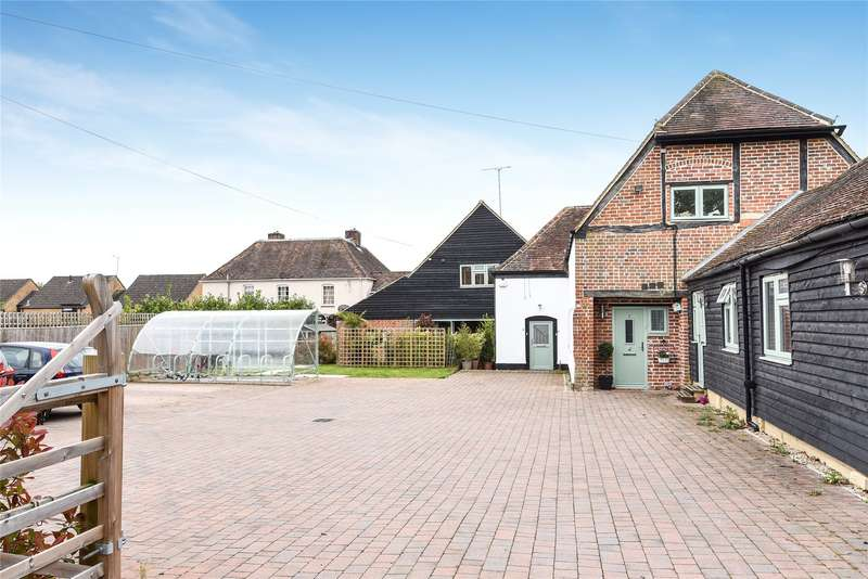 2 Bedrooms Maisonette Flat for sale in Calcot Barn Apartments, Low Lane, Calcot, Reading, RG31