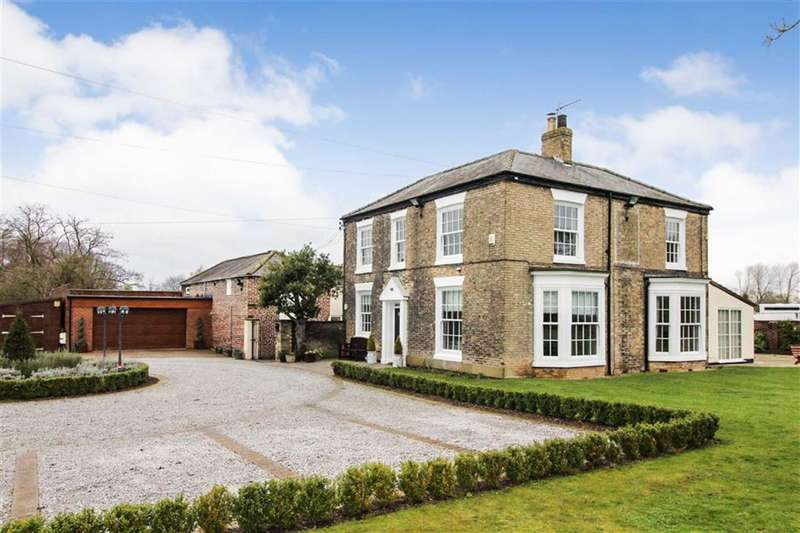 5 Bedrooms Detached House for sale in Hull Road, Woodmansey, East Yorkshire