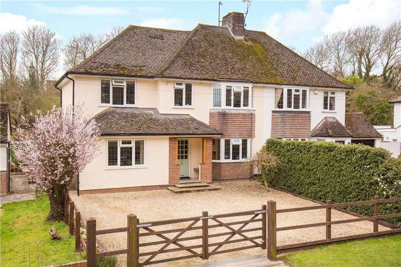 4 Bedrooms Semi Detached House for sale in Vicarage Road, Pitstone, Leighton Buzzard, Buckinghamshire