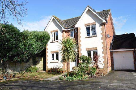 4 Bedrooms Detached House for sale in WILLAND - EXTENSIVE LIVING SPACE
