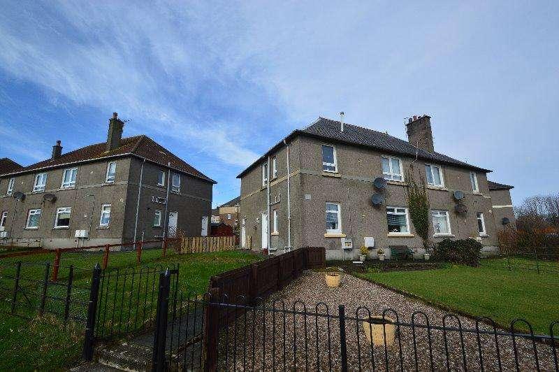 2 Bedrooms Flat for sale in Glencairn Street, Stevenston, North Ayrshire, KA20 3BT