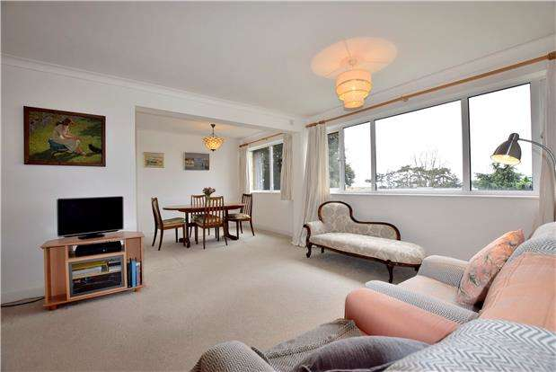 2 Bedrooms Flat for sale in The Pines, Woodside, Hazelwood Road, Sneyd Park, Bristol, BS9 1QD