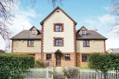 4 Bedrooms Terraced House for sale in Westons Hill Drive, Emersons Green