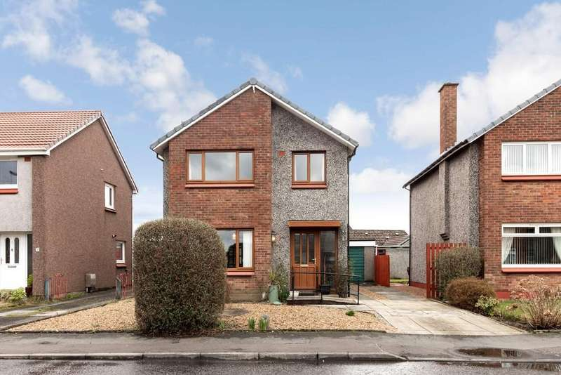 4 Bedrooms Detached House for sale in 5 Katrine Drive, Crossford, KY12 8XR