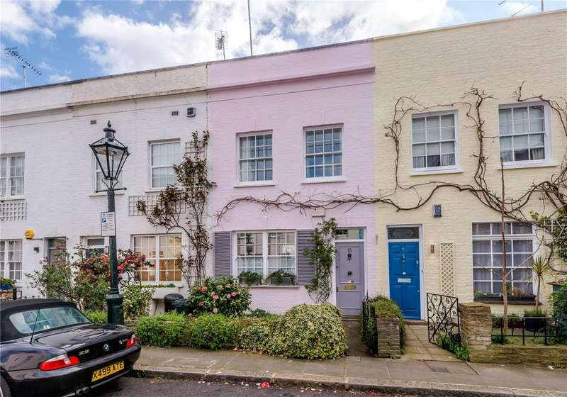 2 Bedrooms House for sale in Child's Street, Earls Court, London