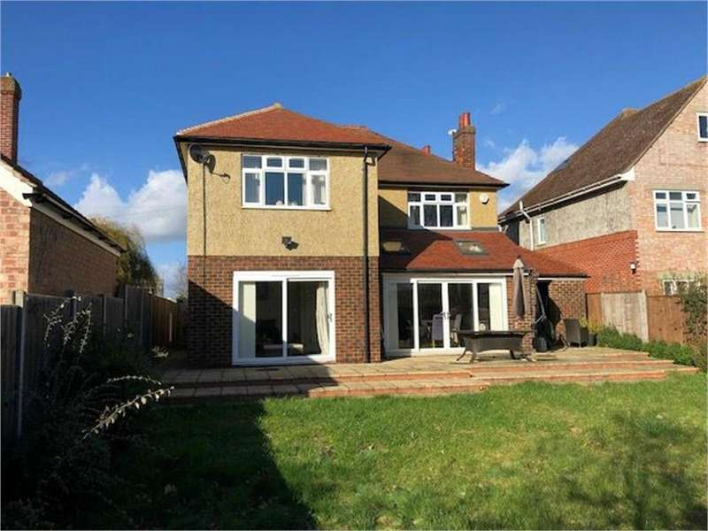 5 Bedrooms Detached House for sale in Mill Drove, BOURNE, Lincolnshire
