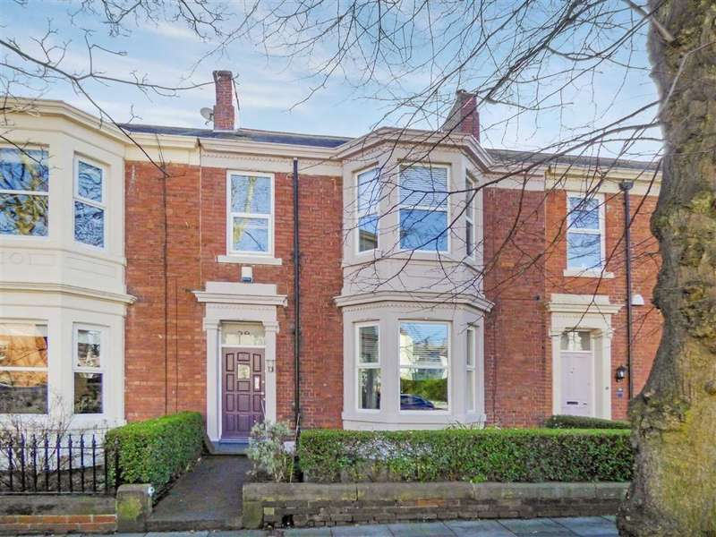 5 Bedrooms Terraced House for sale in Cleveland Road, North Shields, Tyne Wear