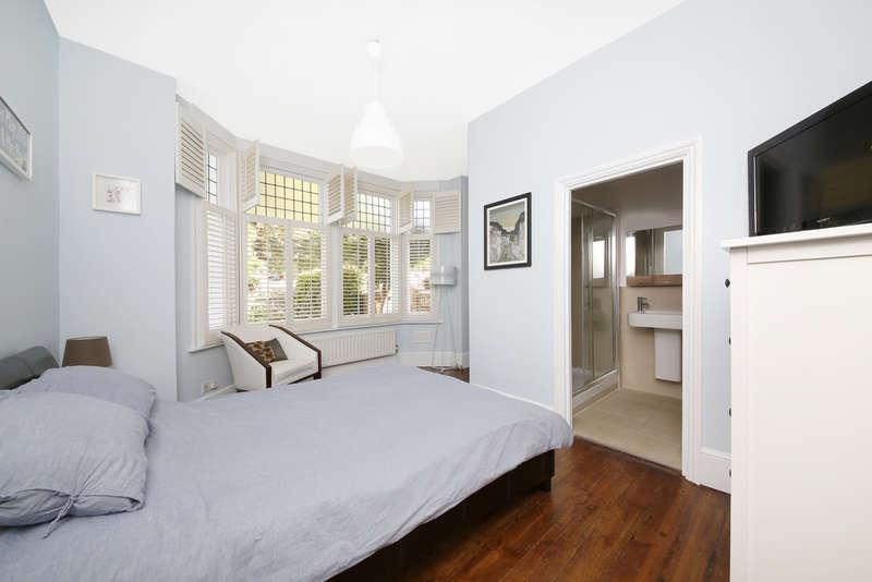 2 Bedrooms Ground Flat