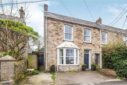 4 Bedrooms End Of Terrace House for sale in St Agnes, Truro, Cornwall