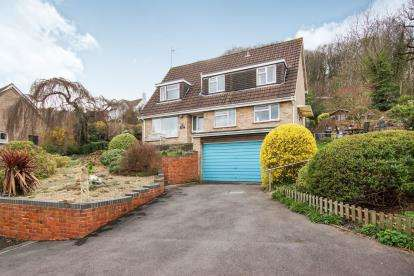 4 Bedrooms Detached House for sale in Five Acres, Dursley, Gloucestershire