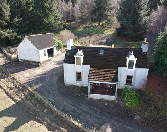 3 Bedrooms Detached House for sale in Mulben, Keith