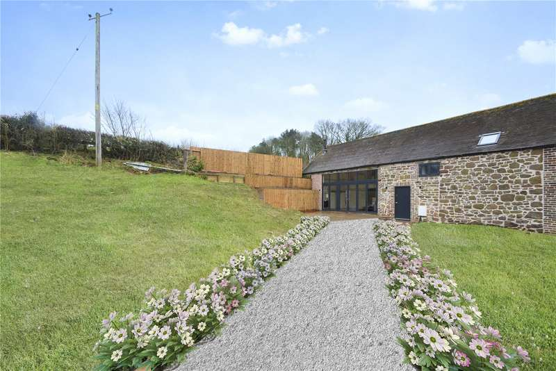 4 Bedrooms Barn Conversion Character Property for sale in Mapletime, Sutton Wood Farm, Shifnal, Shropshire, TF11