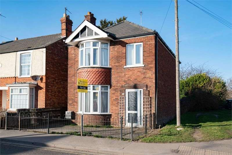 3 Bedrooms Detached House for sale in Fydell Street, Boston, Lincolnshire