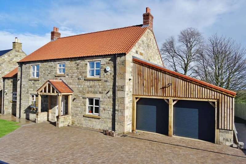 5 Bedrooms Detached House for sale in Galphay Road, Kirkby Malzeard