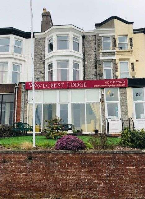 10 Bedrooms Hotel Gust House for sale in Wavecrest Lodge, 23 The Esplanade, Fleetwood, FY7 6HF