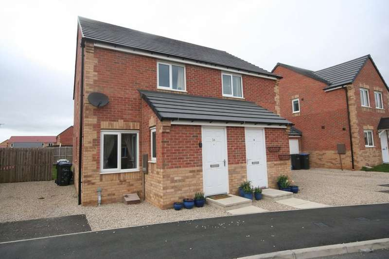 2 Bedrooms Semi Detached House for sale in St. Anthonys Road, Middlesbrough, TS3