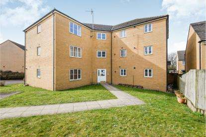 2 Bedrooms Flat for sale in College Way, Filton, Bristol, Gloucestershire