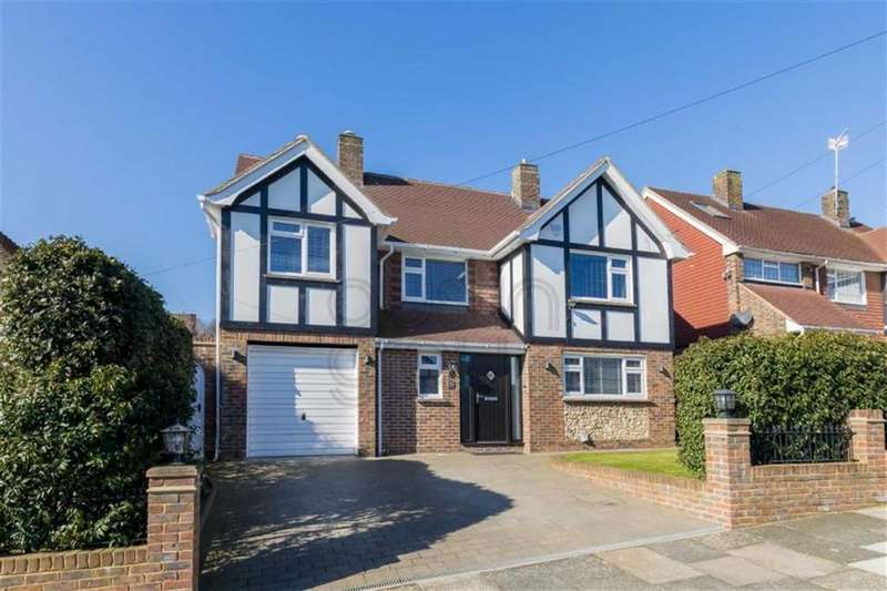 5 Bedrooms House for sale in Brangwyn Avenue, Brighton