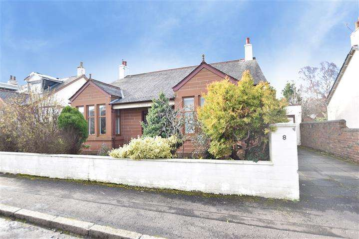 3 Bedrooms Detached Bungalow for sale in 8 Robsland Avenue, Ayr, KA7 2RW