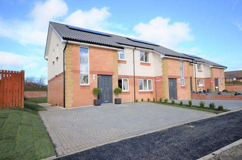 3 Bedrooms Semi-detached Villa House for sale in Plot 11, 40 Burns Wynd, Maybole, KA19 8FF