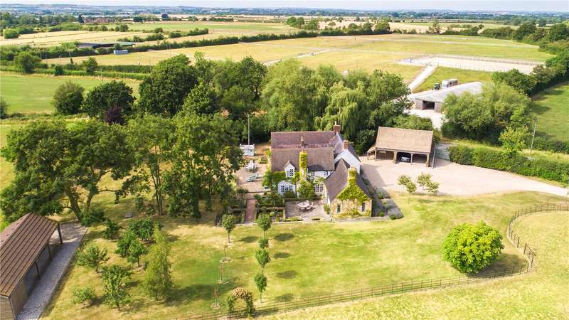 5 Bedrooms Detached House for sale in Willersey Fields, Nr Willersey, Gloucestershire, WR11