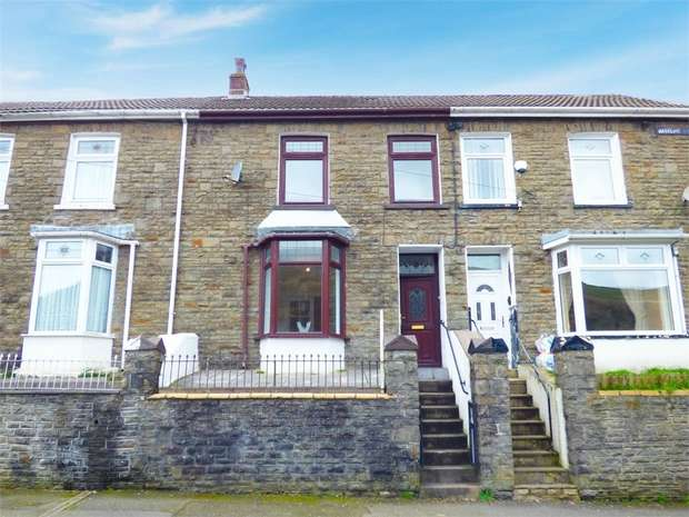 3 Bedrooms Terraced House for sale in Madeline Street, Pontygwaith, Ferndale, Mid Glamorgan