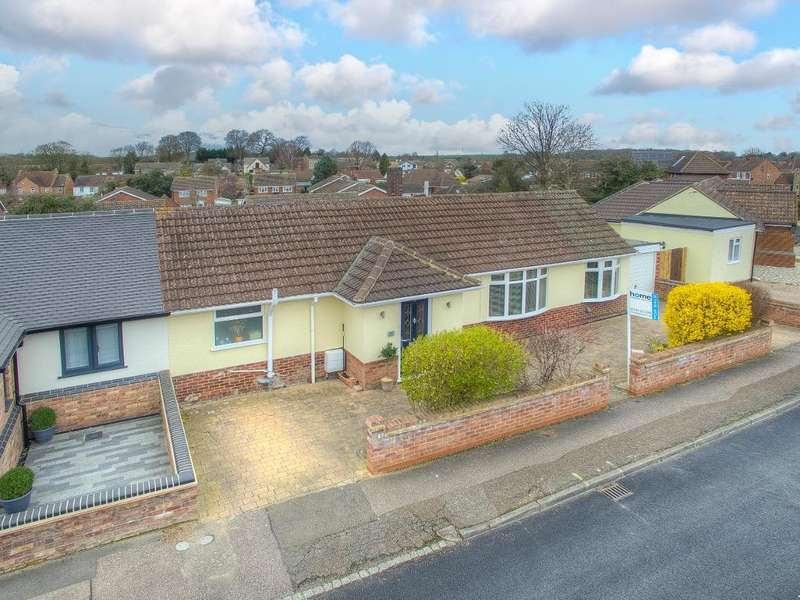 4 Bedrooms Semi Detached Bungalow for sale in New Road, Bromham, Beds, MK43 8QQ
