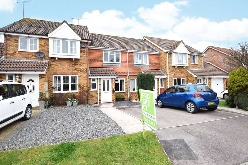 2 Bedrooms Terraced House for sale in Deller Street, Binfield, Bracknell, Berkshire, RG42