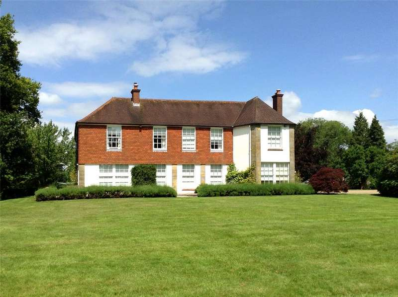 6 Bedrooms Detached House for sale in Mutton Hill, Dormansland, Lingfield, Surrey