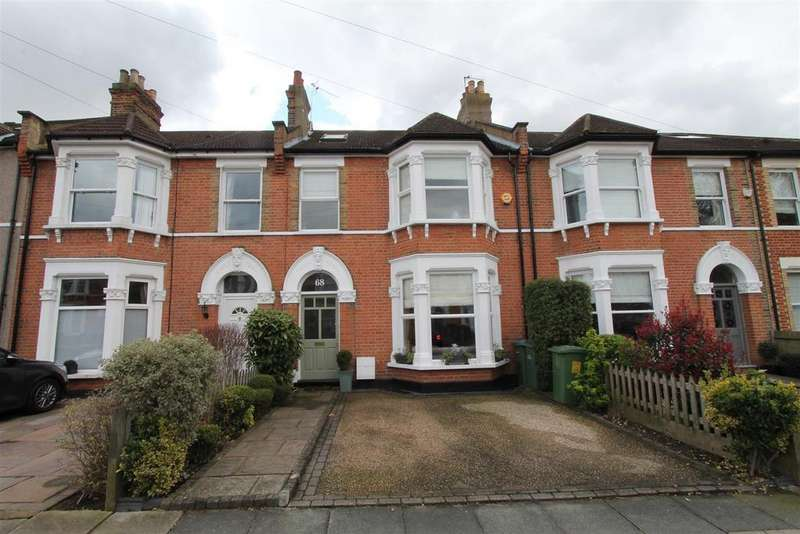 3 Bedrooms Terraced House for sale in Earlshall Road, Eltham